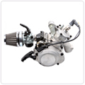 2-stroke 39cc Water-Cooled Engine