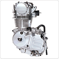 4-Stroke 250cc CB Vertical Engine