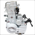 4-Stroke 200-250cc CG water-cooled Vertical Engine