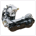 4-Stroke 250cc CF250 Water-Cooled Engine