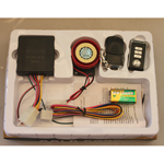 Alarm System for Motorcycles (Dual Remote)