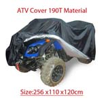 PU WaterProof Heatproof Cover For Quad bike ATV ATC With Size 220x98x106cm New