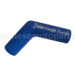 Ryder Clips Rubber Shift Sock Boot & Shoe Protector BLUE