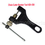 Motorcycle ATV Pit Dirt Bike Chain Cutter Breaker Tool 420 428 520 525 530