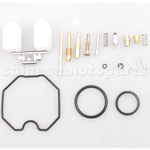 26mm Carburetor Repair Kits for CG125cc ATV, Dirt Bike & Go Kart