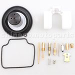 GY6-125/150 Engine Carburetot Repair Kit Type B (22mm Slide Piston Diameter)