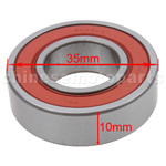 6003LU Bearing for 2-stroke 50cc Moped & Scooter