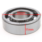 6202 Bearing for 2-stroke 50cc Moped & Scooter