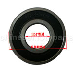 Wholesale NEW Ball Bearing 6203RS