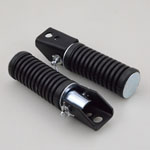 Rear Footrest Foot Pegs Set Pair For CG GS/GN Motorcycle
