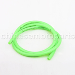 Green Motorcycle Fuel Line Gas Hose Tube