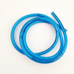 Light Blue Motorcycle Fuel Line Gas Hose Tube