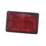 Red Reflector Tail Brake Stop Marker for Car Truck Atuo ATV