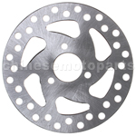 Disc Brake Plate for 2-stroke 47cc & 49cc Pocket Bike