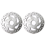 Front & Rear Disc Brake Plate for 47cc & 49cc 2-stroke Pocket Bi