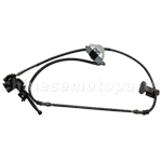 Rear Hand Disc Brake Assy for 110cc-250cc ATV