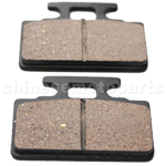Front Disc Brake Pad for 50cc-125cc Dirt Bike