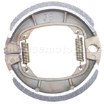 Drum Brake Shoe for 50cc ATV,Dirt Bike & Go Kart