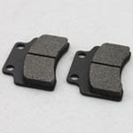 Disc Brake Pads Shoes 50cc 90cc 110cc 125cc Moped Scooter ATV Quad Motorcycles