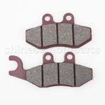 Brake Pad for KEEWAY K2 125/150/250 07 Front&Rear