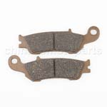Brake Pad for YAMAHA YZ 125 X/Y/Z (2T) 08-10 Front