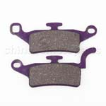 Brake Pad for YAMAHA YW 125 Z (BW?s 125) 10 Front