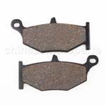 Brake Pad for SUZUKI GSR 600 K6/K7/K8 06-10 Rear