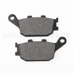Brake Pad for SUZUKI GSF 650 SK7/SK8 Faired Bandit Non ABS 07-08 Rear