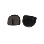 BRAKE PADS set 25 x 22mm for Mini electric Scooter, mini stand up gas scooter
