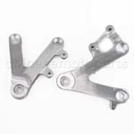 Bracket Footrest for HONDA CBR250 CBR400 NC29