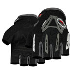 Pro-biker Racing Riding Cycling MTB Bicycle Fingerless Motorcycle Gloves M