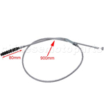 35.43 Inch Clutch Cable for 50cc-125cc Dirt Bike