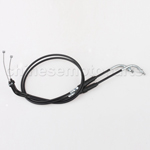 Exhaust Valve Cable for SUZUKI GSXR1000 GSXR 1000 2007 2008 07-08