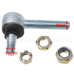 14mm Adjustable Tie Rod End for 50cc-250cc ATV