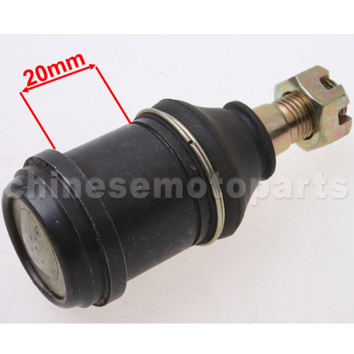 12mm Round Tie Rod End For 50cc 70cc 90cc 110cc 125cc 150cc 200cc 250cc Atv Atv,rv,boat & Other Vehicle Atv Parts & Accessories