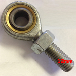 12mm Ball joint For ATV ,dirt bike and Moped Scooter