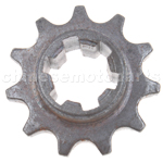 11-Teeth Reduction Gear for 2-stroke 47cc(40-6) / 49cc(44-6) Poc