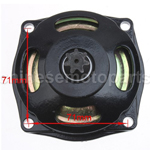 7-Teeth Gearbox Plate for 2-stroke 47cc(40-6)/49cc(44-6) Pocket