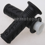 Black Handle Grips for 50cc-250cc Dirt Bike & Scooter