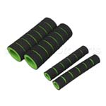 Grip Foam Comfort Sponge Handle Bar Lever Wrap for Multi-use Bike Anti Slip Green