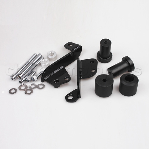 No Cut Black Frame Sliders For Honda Cbr600rr Cbr 600 Rr