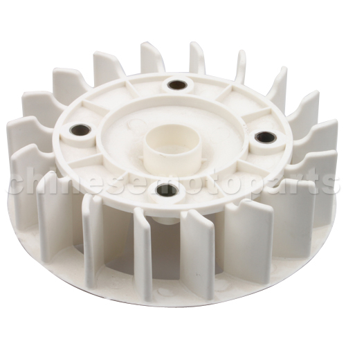 Fan Blade Wheel for GY6 150cc ATV, Go Kart & Scooter