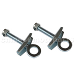 Chain Adjuster Set for 2-stroke 47cc & 49cc Pocket Bike