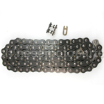 Black 530x98 X-Ring Drive Chain Motorcycle 530 Pitch 98 Links