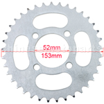 428 Sprocket for 110cc-250cc Dirt Bike