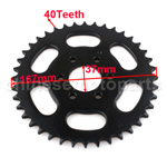 428 Sprocket for 150cc ATV