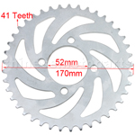 420 Sprocket for 110cc Dirt Bike