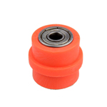 8mm Lip Chain Roller Pulley For Motocross Motorcycle Motor ATV Quad Dirt Bike