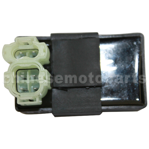 CDI Box 6 Bin 2 Plug for 150cc ATV Scooter Moped GY6 [H048