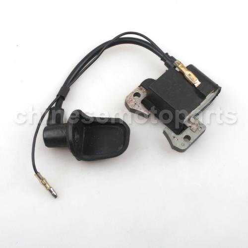 Mini Bike Ignition Coil : Cc ignition coil engine parts mini bike pocket